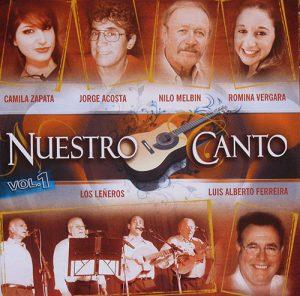 Tapa Original de CD – 2012
